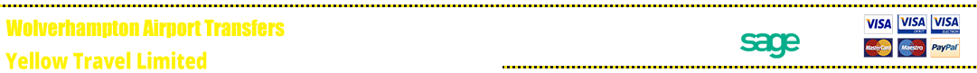 Wolverhampton Airport Transfers Logo
